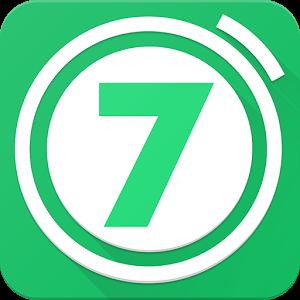 7 fitness app logo