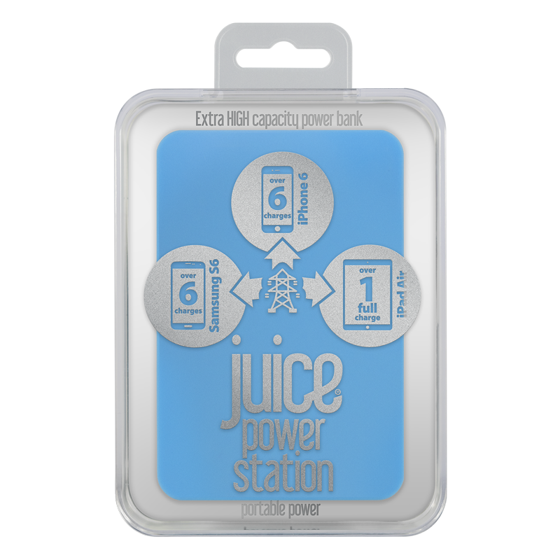 Juice Power Station 11200MAH