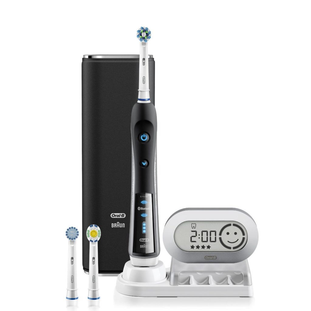 Oral-B Pro 7000 SmartSeries Electric Rechargeable Toothbrush with Bluetooth