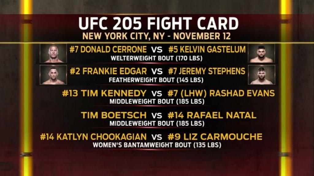 ufc-205-card
