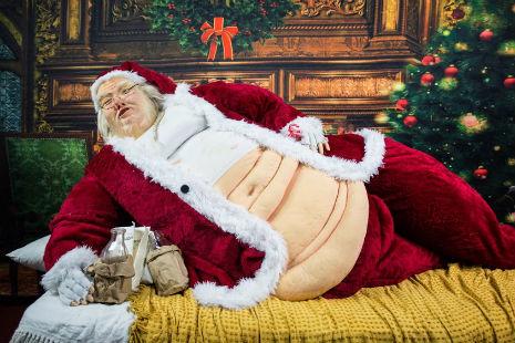 Binge at christmas