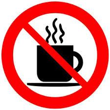 avoid coffee