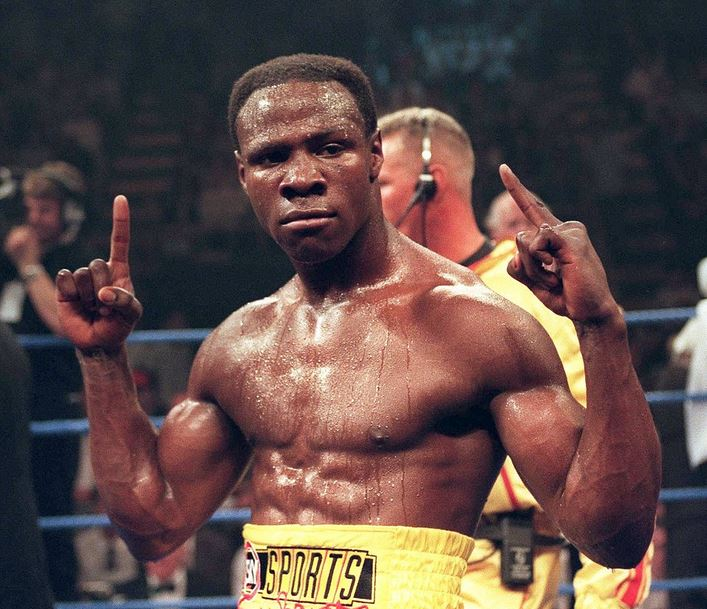 what-was-eubank-sr-made-of