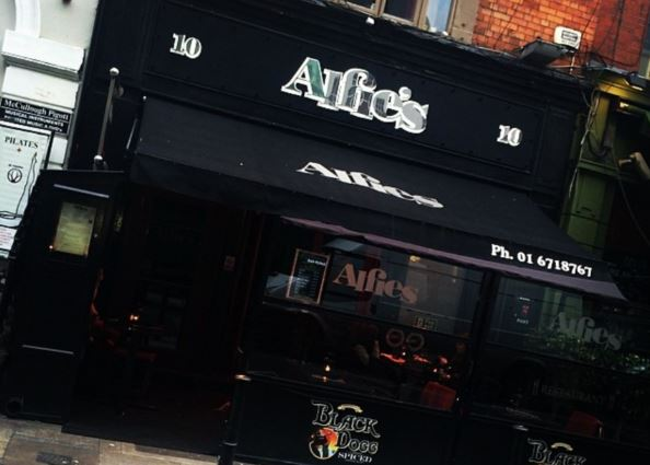 alfies-restaurant-dublin-review