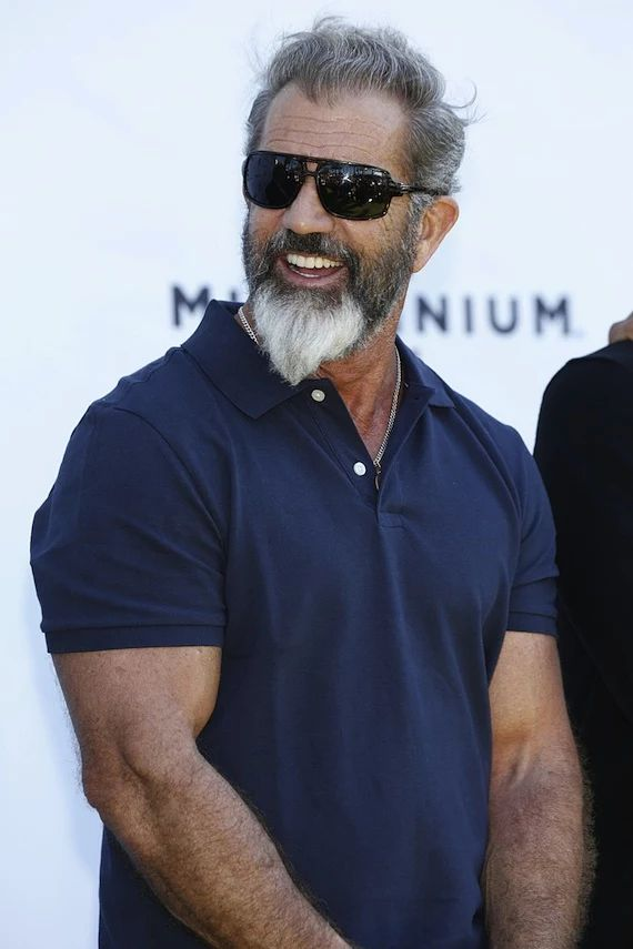 Mel Gibson viking beards