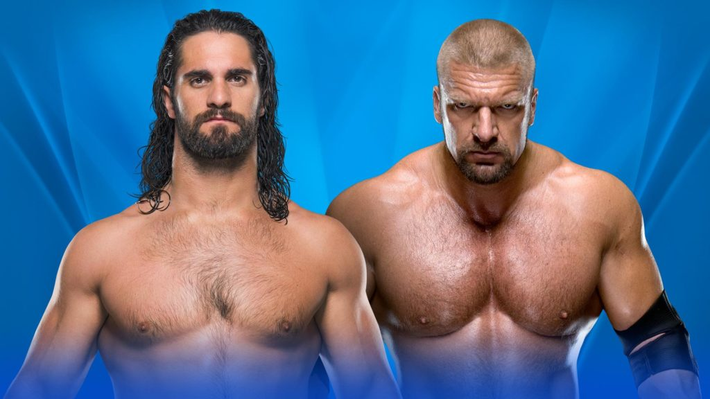 seth-rollins-vs-triple-h-non-sanctioned-match