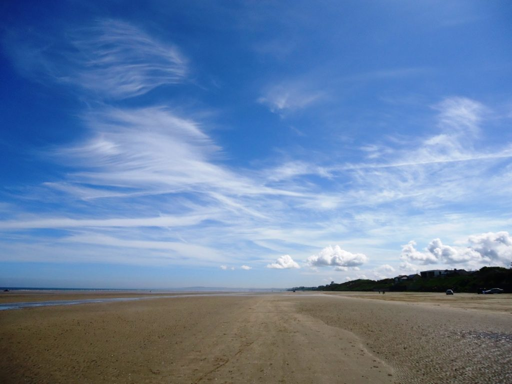 Bettystown beach, Co. Meath