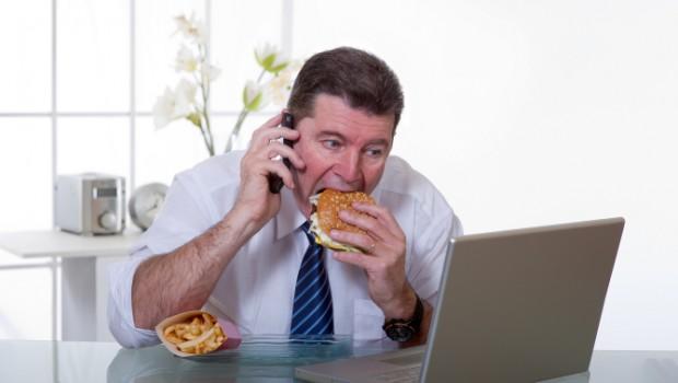 eating-at-work