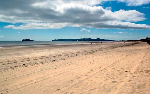 Velvet Strand Beach, Portmarnock