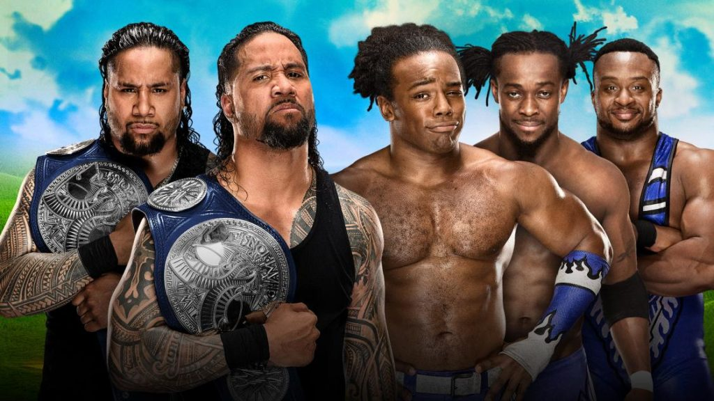 the-usos-vs-the-new-day-for-the-wwe-smackdown-tag-team-championship