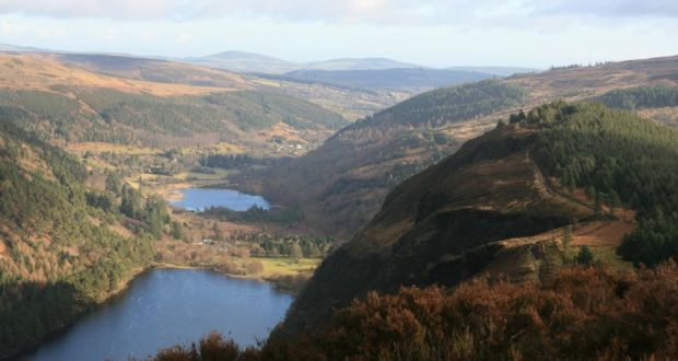 Glendalough Lake Walk – County Wicklow