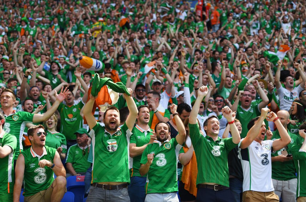 10 Reasons Why Irish Football Fans Are Still The Best In