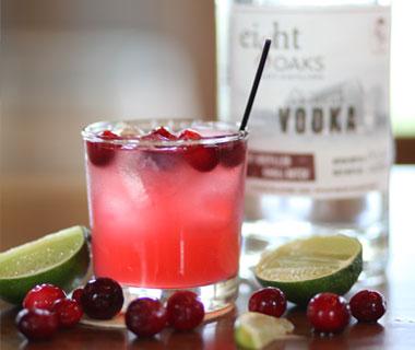 cranberry-mule