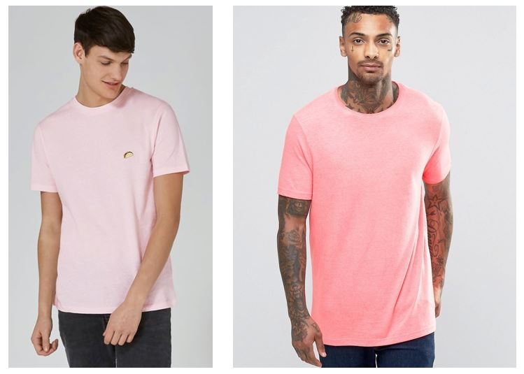 pink-t-shirts-from-topman