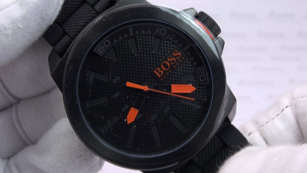 Hugo Boss Orange Black IP