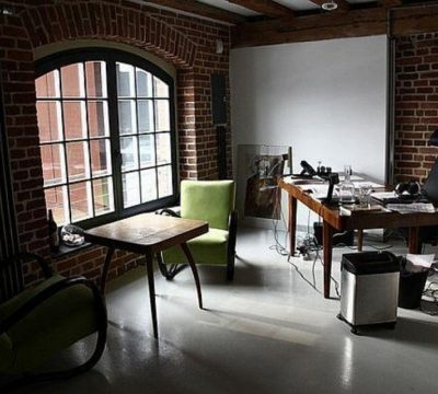cool home office